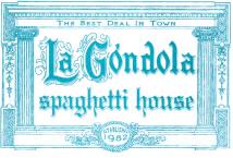 LaGondola spaghetti house